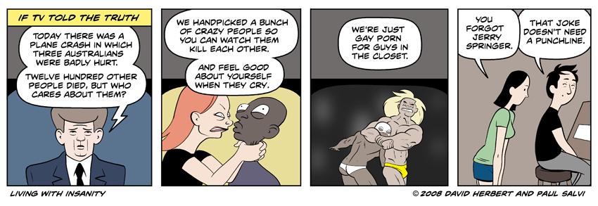 008 – Honest TV