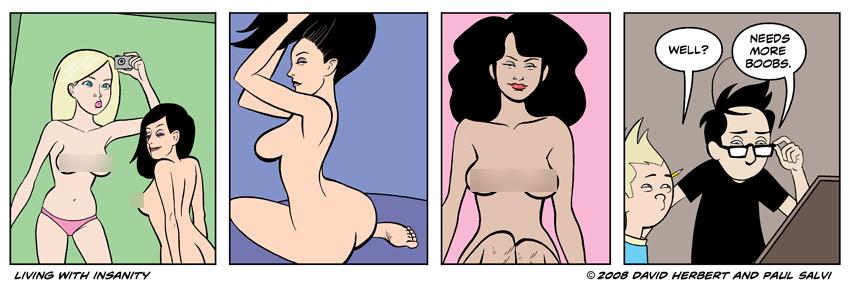015 – Boobies