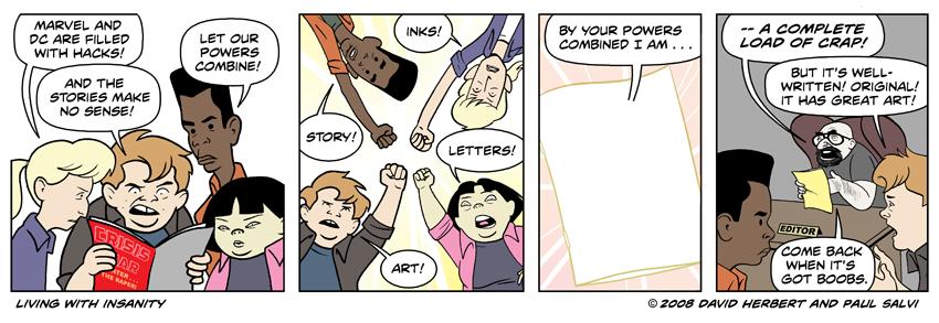 032 – Comics