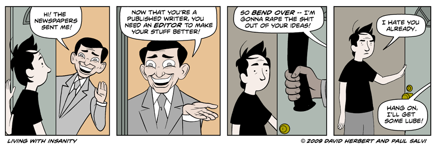 083 – Editor Part One