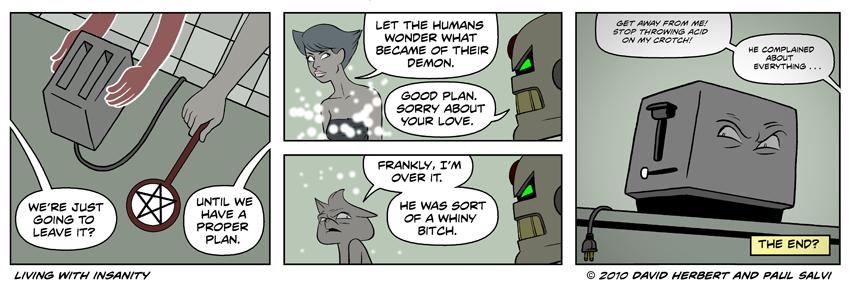 195 – Cat Fight Part Ten