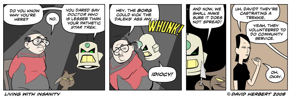 004 – Disagreements
