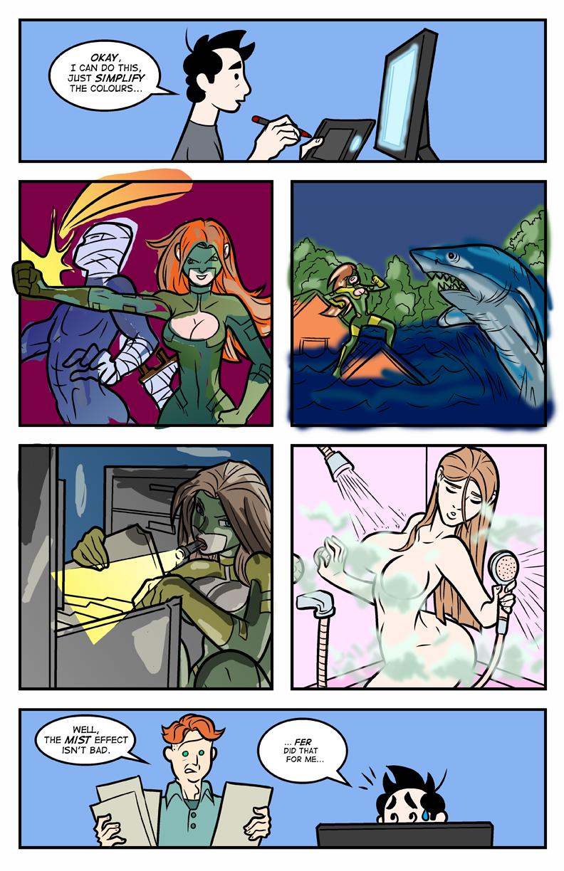 3/15 – Colourist Part Three