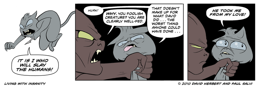 187 – Cat Fight Part Two