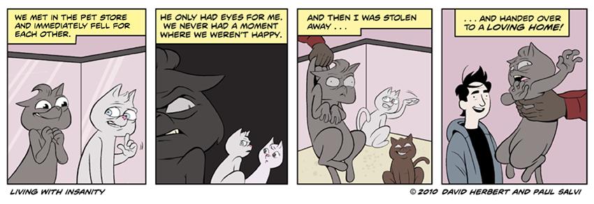 188 – Cat Fight Part Three