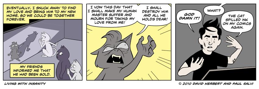 189 – Cat Fight Part Four