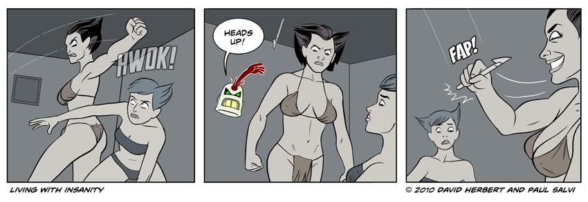 192 – Cat Fight Part Seven