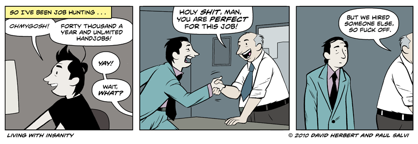 203 – Job Hunt