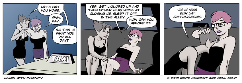 213 – Over Drinks Part Four
