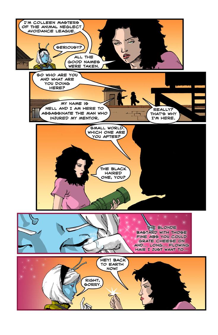 232 – Vendetta Part Three