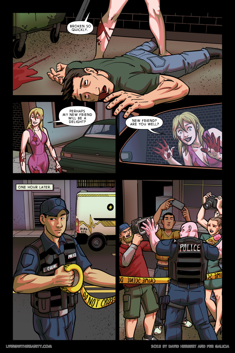 Eternal Midnight Page Two