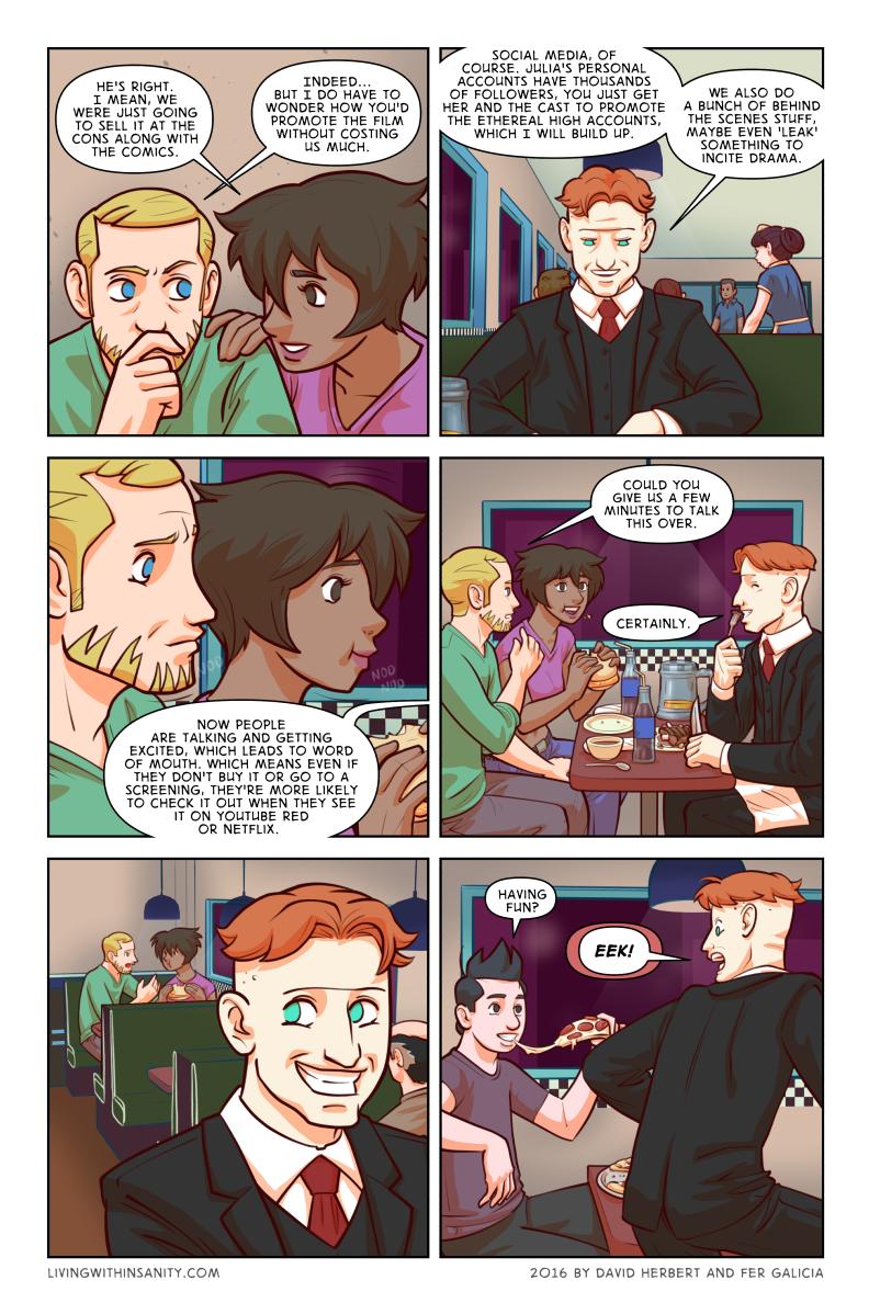 10/03 – Dinner Part Three